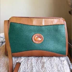 Dooney & Bourke genuine all weather leather purse
